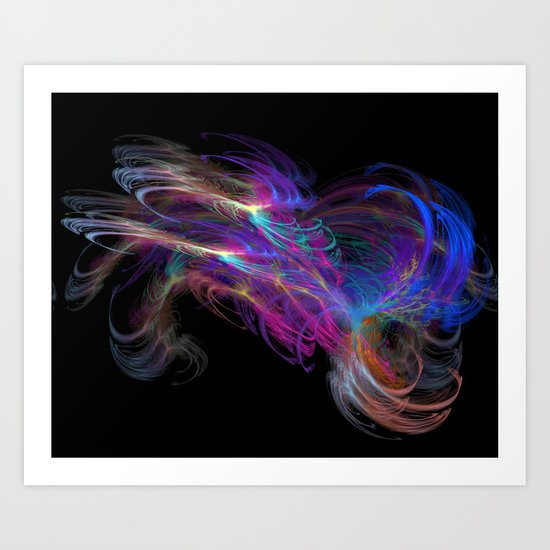Color Art Print