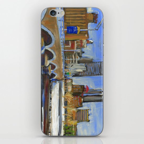 Des Moines, Iowa iPhone & iPod Skin