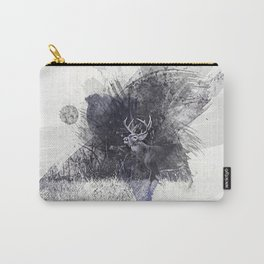 Expressions Deer Carry-All Pouch