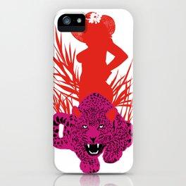 Tina iPhone Case