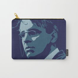 W. B. Yeats Carry-All Pouch