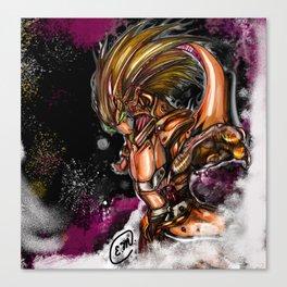 Mr. Roboto Canvas Print