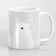 Its A Polar Bear Blinking In A Blizzard Mug