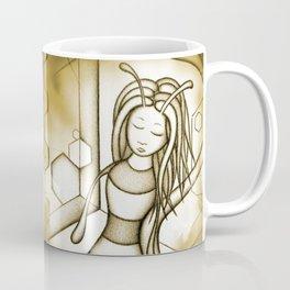 The Honeycoma Coffee Mug