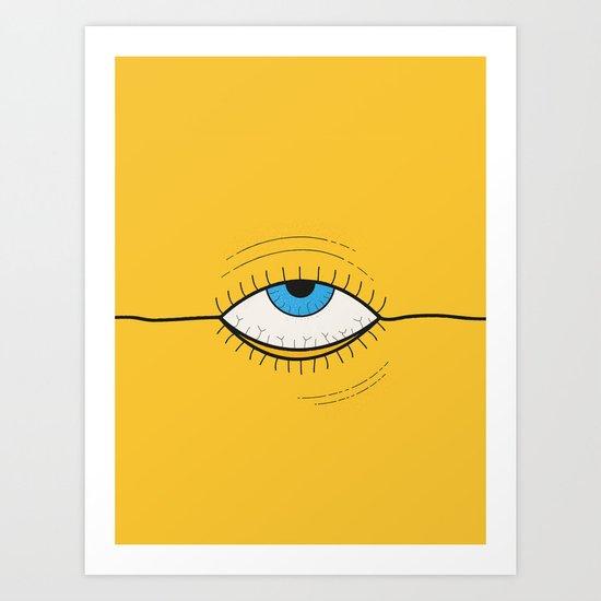 .DOPE. Art Print