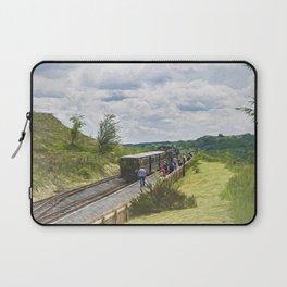 The Brecon Mountain Railway Laptop Sleeve