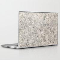 infinite Laptop & iPad Skins featuring Infinite Love by Marcelo Romero