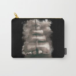 Sailing in the storm Carry-All Pouch