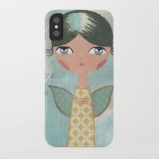 She is always there for you iPhone X Slim Case