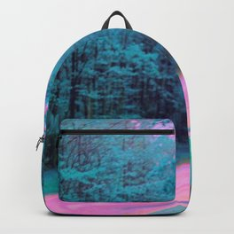 Rainy Forest - RG_Glitch Series Backpack