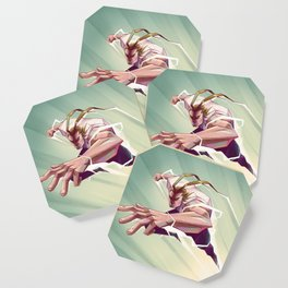 All Might Coaster