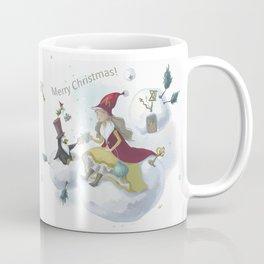 Magic snowballs Coffee Mug