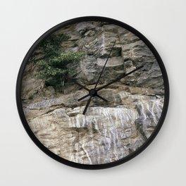 Along Blue Ridge Wall Clock