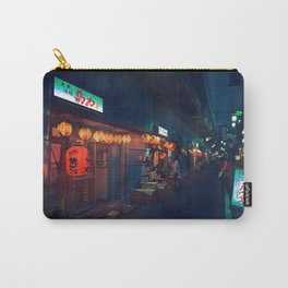 Small streets of Koenji Carry-All Pouch