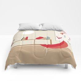 Inside Mid-century modern 120 Comforters