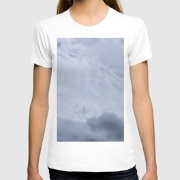 Contrasted Clouds T-shirt
