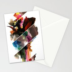 color study 2 Stationery Cards