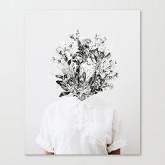 You always spring to mind Canvas Print