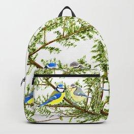 Garden Birds - Mother & Baby Backpack