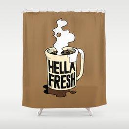 Fresh Coffee Shower Curtain