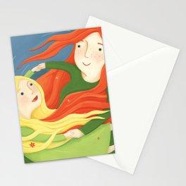 Firewheel Stationery Cards