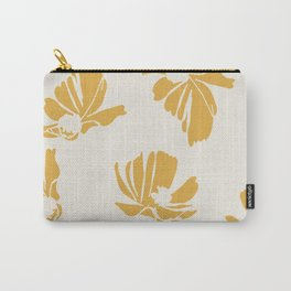 Blind Blossoms Carry-All Pouch