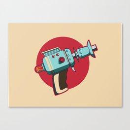 The Zapper Canvas Print