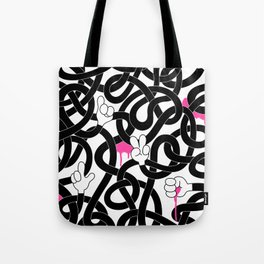 Catcher Tote Bag
