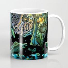 Sleep, Old Man, Fish Coffee Mug