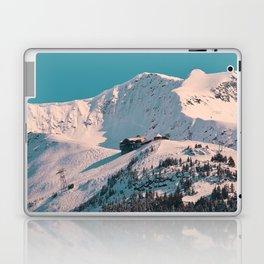 Mt._Alyeska Ski_Resort - Alaska Laptop & iPad Skin