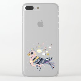 Sweet Nox Clear iPhone Case