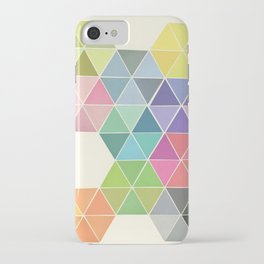 Fragmented iPhone Case