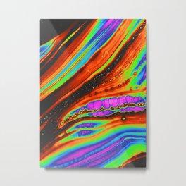 VULNERABLE Metal Print