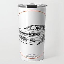 Crazy Car Art 0192 Travel Mug