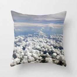 Clods Throw Pillow
