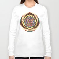 gucci Long Sleeve T-shirts featuring Energy 7 by JuanAndresChacin