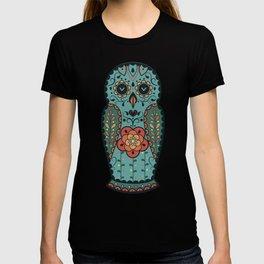 Owl matreshka T-shirt
