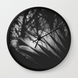 instrument of freedom Wall Clock