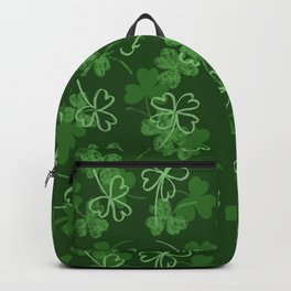 The Luck of the Irish Backpack