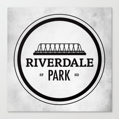 Riverdale Park Canvas Print
