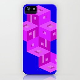theres a home here inside iPhone Case