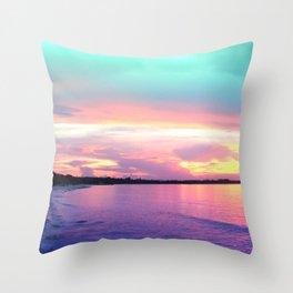 Tropical Tropical Throw Pillow