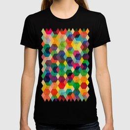 Hexagonzo T-shirt