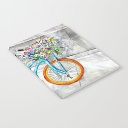 Cheerful Ride Notebook
