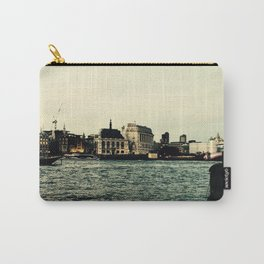 London Stories - Golden London Carry-All Pouch
