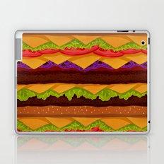 Infinite Burger Laptop & iPad Skin