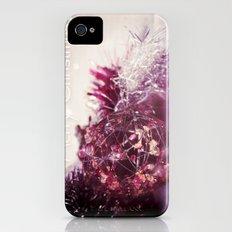 Feeling Festive Slim Case iPhone (4, 4s)