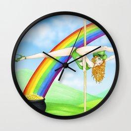 March 2017 Wall Clock