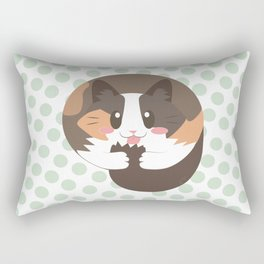 Fat Fat the Cat! Rectangular Pillow