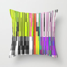 T.M.B.I.A.M.S 2012 SWATCH 5 Throw Pillow